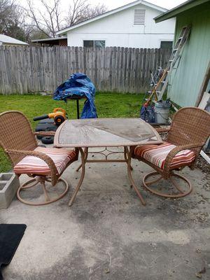 Patio Set for Sale in San Antonio, TX