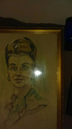 Water color painting from 1966 Paris for Sale in Clarksville, MO