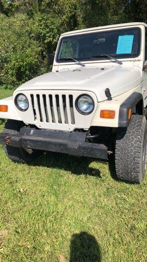 Jeep Wrangler for Sale in Sparta, MI