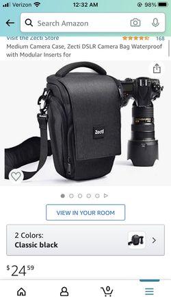 DSLR Camera Bag Waterproof for Sale in Brooklyn,  NY