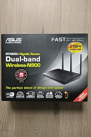 Asus RT-N66U Wireless N900 router for Sale in Issaquah, WA