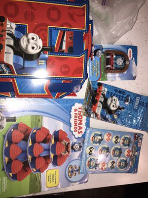Thomas & Friends (Train) Bday package Bundle *Reduced price* for Sale in North Riverside, IL