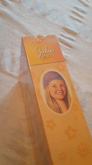 American Girl Doll collectors Julie book series (never opened) for Sale in Freehold, NJ