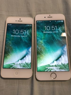 iPhone 5 & 6 Unlocked for Sale in Hanover, MD