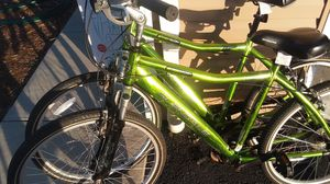 Glendale 6061 lightweight alloy tubing bikes for Sale in Lewisberry, PA