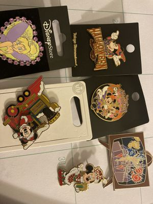 Disney pins for Sale in Trabuco Canyon, CA