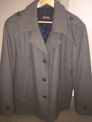 Michael Kors Wool Pea Coat (Men's Medium) for Sale in Philadelphia, PA