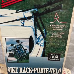 Bike RACK only Used Once for Sale in Norwood, MA