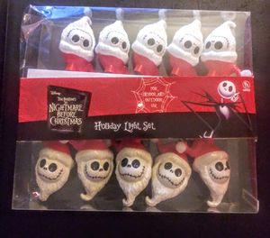 Nightmare Before Christmas Holiday light for Sale in Gaithersburg, MD