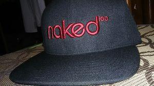 Naked 100 Vape Snap Back Hat for Sale in Vestal, NY