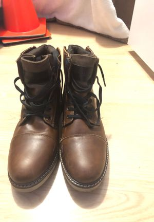size 10 work boots for Sale in Freehold, NJ