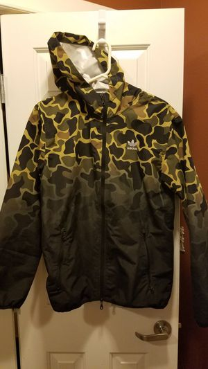 Adidas Originals Zip-up Shell Jacket for Sale in Newcastle, WA