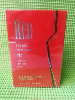 RED perfumes for men's for Sale in Washington, DC