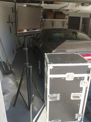 Dj equipment karaoke machine for Sale in Fontana, CA