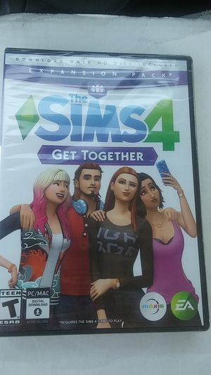 The Sims 4: Get Together for Sale in Dallas, TX