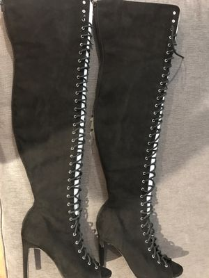 Thigh high boots! for Sale in Oakland, CA
