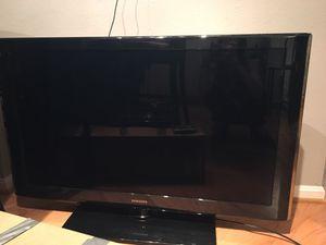 40 inch Samsung flatscreen TV! for Sale in Fairfax, VA
