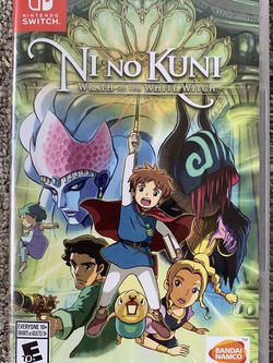 Ni no Kuni: Wrath of the White Witch for Nintendo Switch for Sale in Lynnwood,  WA