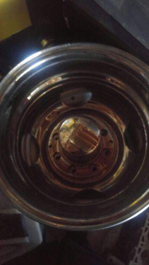 Chrome dually wheel new. for Sale in Lanham, MD