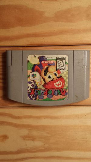 Mario party n64 for Sale in Plano, TX