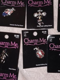 Brand New Charm Me Charms for Sale in Tacoma,  WA