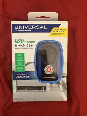 Garage Door Remote - Universal for Sale in Valrico, FL