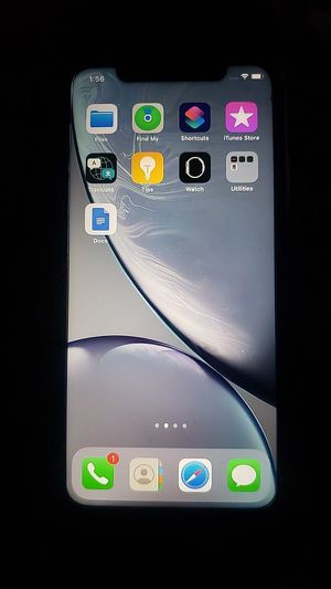 Unlocked iPhone XR for Sale in Dallas, TX
