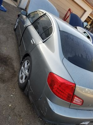 Infinity g35 2004 4 door for part Only for Sale in San Diego, CA