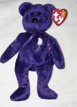 Ultra Rare Princess Diana Beanie Baby for Sale in Burrillville, RI