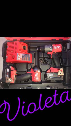 Milwaukee 2 tool combo for Sale in Compton, CA