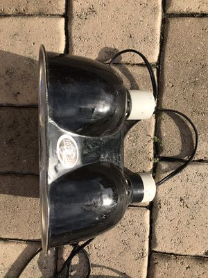 Zoo Med combo lights for Sale in Miami, FL