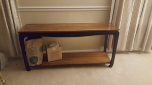 Console table for Sale in NO POTOMAC, MD