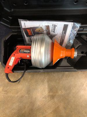 General Super-Vee Drain Cleaner for Sale in Dallas, TX