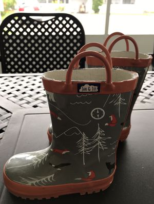 Rain Boots size 6 for Sale in Fort Lauderdale, FL