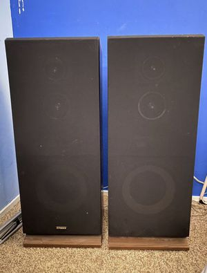 Fisher Audio Speakers for Sale in Fremont, CA