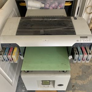 Direct To Garment Printer and Plotter for Sale in Gaithersburg, MD