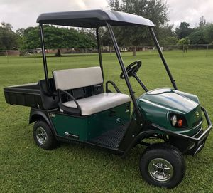 2016 Cushman Hauler 800. Gas. Local delivery 🎃 Work or Play! Golf cart for Sale in Fort Lauderdale, FL