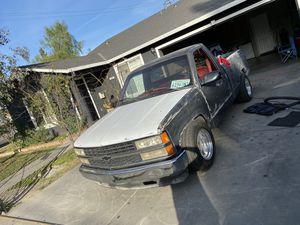 1990 Chevy truck C1500 for Sale in Modesto, CA