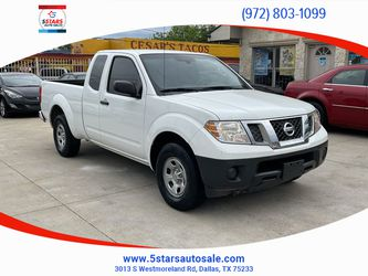 2014 Nissan Frontier King Cab for Sale in Dallas, TX