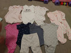 Baby girl clothes - 34 pieces for Sale in Bothell, WA