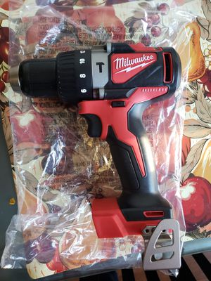 Milwaukee M18 Brushless Hammer Drill Driver for Sale in Downey, CA