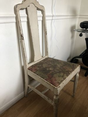 Antique chair for Sale in Santee, CA