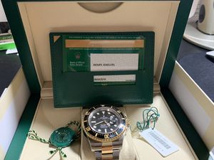2019 Rolex Sea-Dweller 18k Yellow Gold 43mm for Sale in Boca Raton, FL