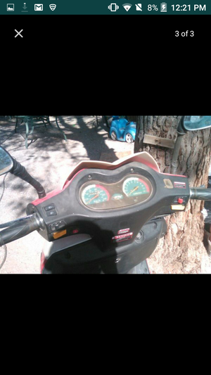 VIP moped obo has electric start for Sale in Las Vegas, NV