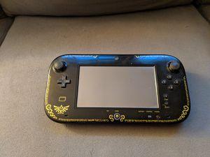 Nintendo Wii U Legend of Zelda Limited Edition for Sale in Bound Brook, NJ