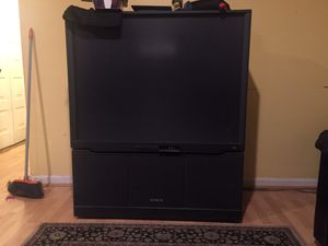 50 inch Hitachi TV for Sale in Beltsville, MD
