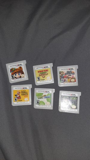 3ds games for Sale in Bell Gardens, CA