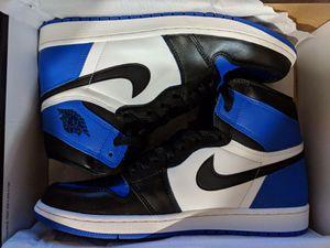 Jordan 1 Retro High Royal Toe for Sale in Detroit, MI