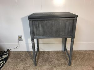 Antique Sewing Machine Cabinet for Sale in Elizabeth, PA