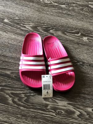 Women's Adidas Slippers for Sale in Dallas, TX